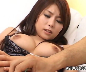 Asian bimbo procurement the..