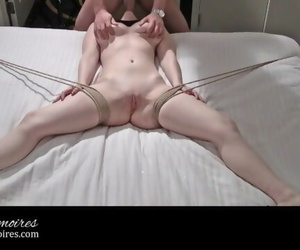 Loud Redhead Mouth Fucked,..
